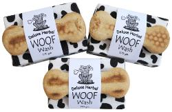 Barker Family Woof Wash with Biscuit