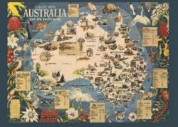 1968 Postcard - Australia and Its Resources