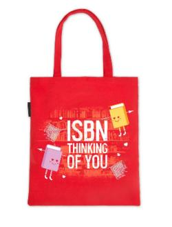 Tote Bag - ISBN Thinking of You