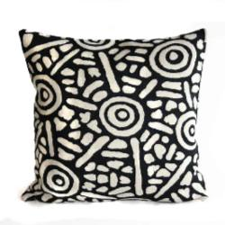 Cushion Cover - Puyurru - Wool 40cm