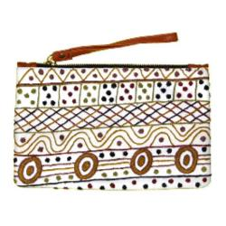 Clutch Bag - Jilamara Design