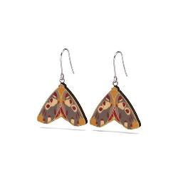 Earrings - Mini Bauhaus Beauty Moths