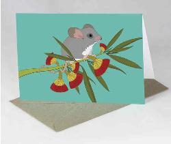 Card - Little Pygmy Possum