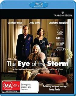 Eye of the Storm, The - BLURAY