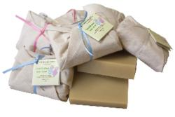 Essential Baby Goat's Milk Soap in Calico