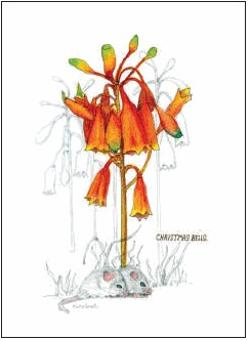 Christmas Card - Christmas Bells