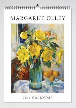 2020 Margaret Olley Wall Calendar