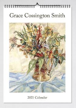 2021 Grace Cossington Smith Wall Calendar