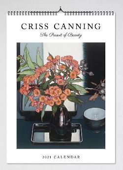 2020 Criss Canning Large Wall Calendar (Format 1)