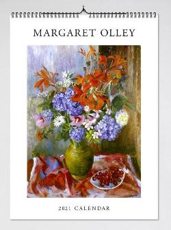 2020 Margaret Olley Large Wall Calendar (Format 1)