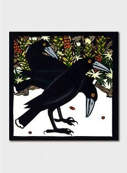 Card - Currawongs