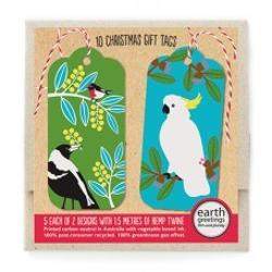 Christmas Gift Tags - Pack of 10