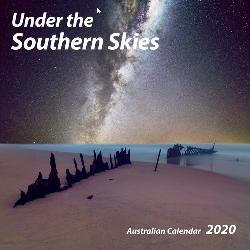 Under the Southern Skies 2020 Calendar