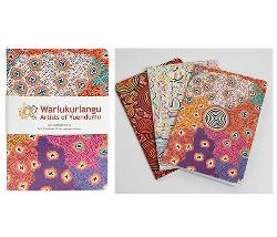 Warlukurlangu Arts - Set of 3 A6 Notebooks