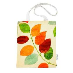 Tote - Autumn Leaves - Hello Sunday