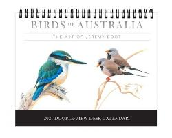 2021 Jeremy Boot Desk Calendar