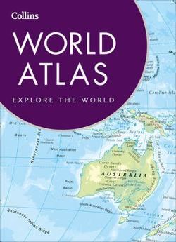 Collins World Atlas - Paperback  12th Edition