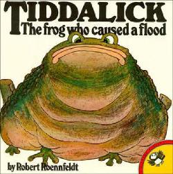 Tiddalick - The Frog Who Caused a Flood