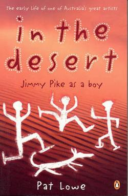 In the Desert - Jimmy Pike as a Boy