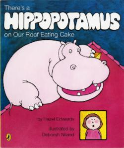 Theres A Hippopotamus On Our Roof Eating Cake