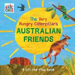 Very Hungry Caterpillar's Australian Friends
