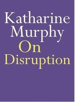 On Disruption - MUP Little Books