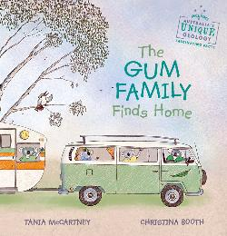 The Gum Family Finds Home