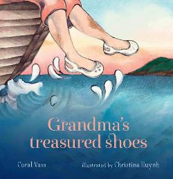 Grandma's Treasured Shoes (paperback edition)