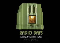 Radio Days: Australian Bakelight Radios