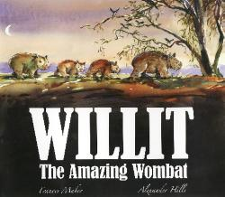 Willit the Amazing Wombat