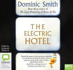 Electric Hotel (MP3 Audiobook)