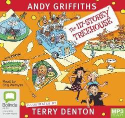 117-Storey Treehouse (MP3 Audiobook)