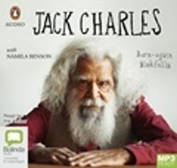 Jack Charles (MP3 Audiobook) - A Born-again Blakfella