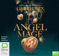 Angel Mage (MP3 Audiobook)