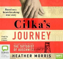 Cilka's Journey (MP3 CD Audiobook)