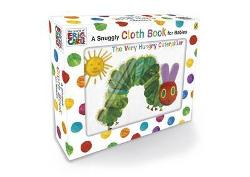 Very Hungry Caterpillar Cloth Book