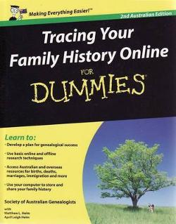 Tracing Your Family History Online for Dummies