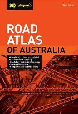 Road Atlas of Australia 5th ed