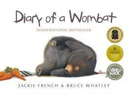 Diary of a Wombat - Board Book