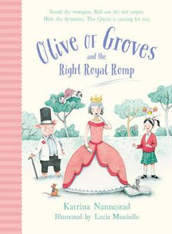 Olive of Groves and the Right Royal Romp #3