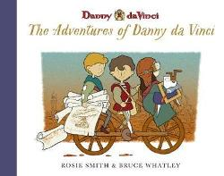 Adventures of Danny da Vinci (Danny da Vinci, Books 1-3)