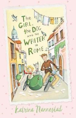 Girl, the Dog and the Writer in Rome - Book One