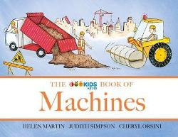 ABC Book of Machines