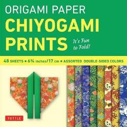 Origami Paper - Chiyogami Prints - It's Fun to Fold! (Tuttle Origami Paper)