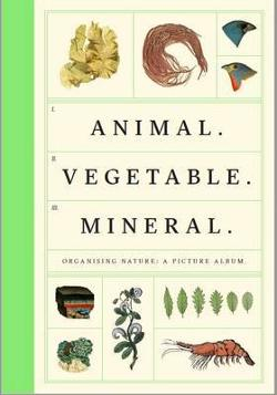 Animal Vegetable Mineral - Organising Nature, a Picture Album