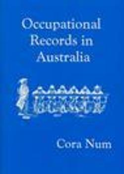 Occupational Records In Australia