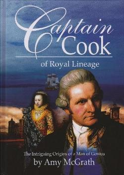 Captain Cook of Royal Lineage