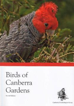 Birds of Canberra Gardens 2nd edition