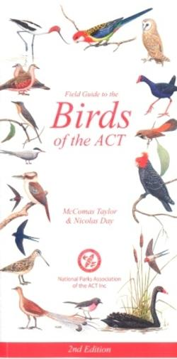 Field Guide to the Birds of the ACT - 2nd Edition