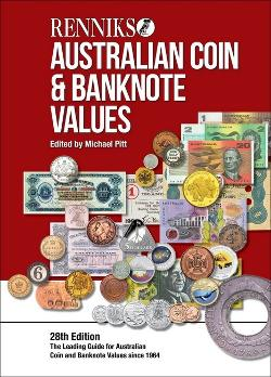 Australian Coin & Banknote Values: 28th Edition